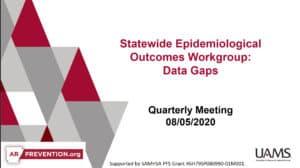 Data Gaps